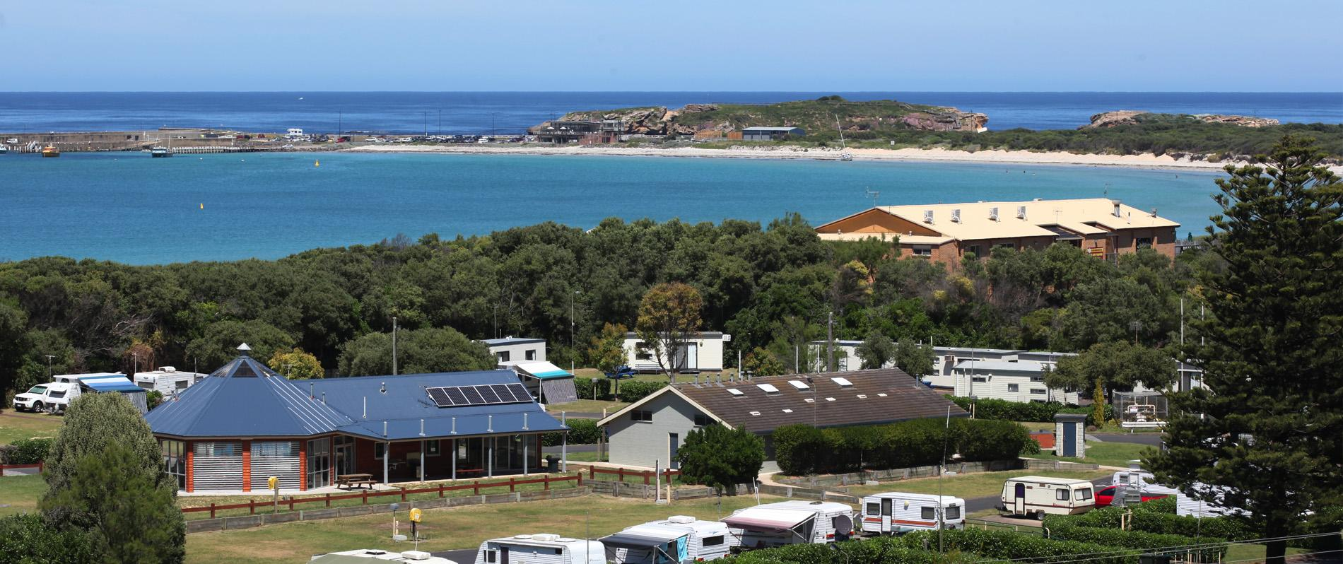 Welcome to Surfside Holiday Parks Warrnambool | surfside